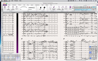 arrangement State of Monk for Clazz ensemble
