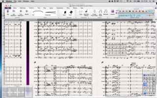 arrangement State of Monk for Clazz ensemble