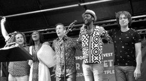 de Uitdaging featuring Giovanca&NecoNovellas. Alkmaar 18-07-15