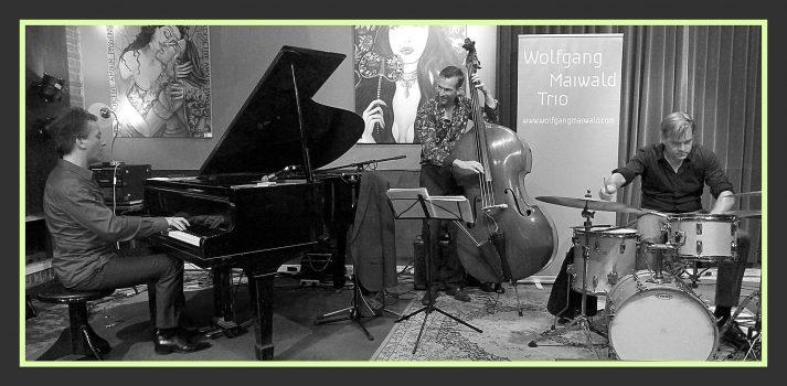 Wolfgang Maiwald trio @ de regentenkamer