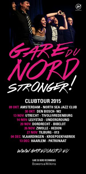 """Stronger"" club-tour"