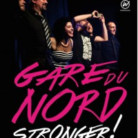 "cd ""Stronger"" by Gare du Nord"