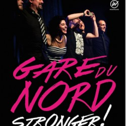 "Gare du Nord cd ""Stronger"""